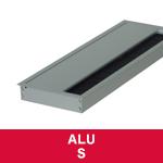 Kabeldurchführung Aluminium