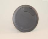 9-00-901002 KS schiefergrau ähnlich RAL7015-Kabeldurchfuehrung-kabelset-muenster-systeme-kunststoff-80mm