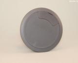 9-00-901400 KS basaltgrau ähnlich RAL7012-Kabeldurchfuehrung-kabelset-muenster-systeme-kunststoff-80mm