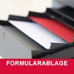 Schubladen Formularablagen Schrägablagen